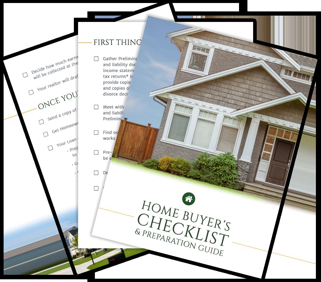 Lend Smart Home Buyer's Checklist