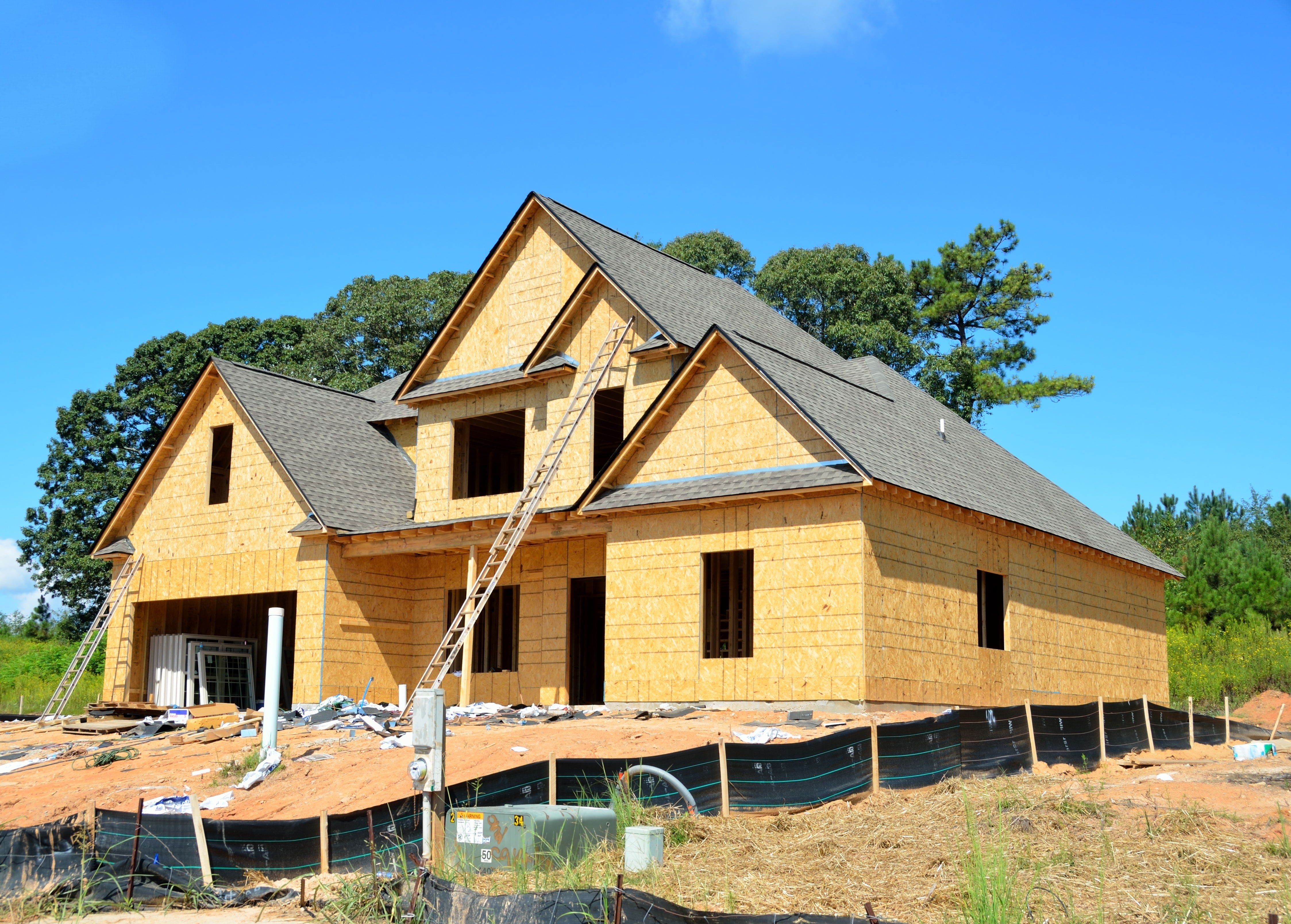 Options For New Construction Mortgage Loans