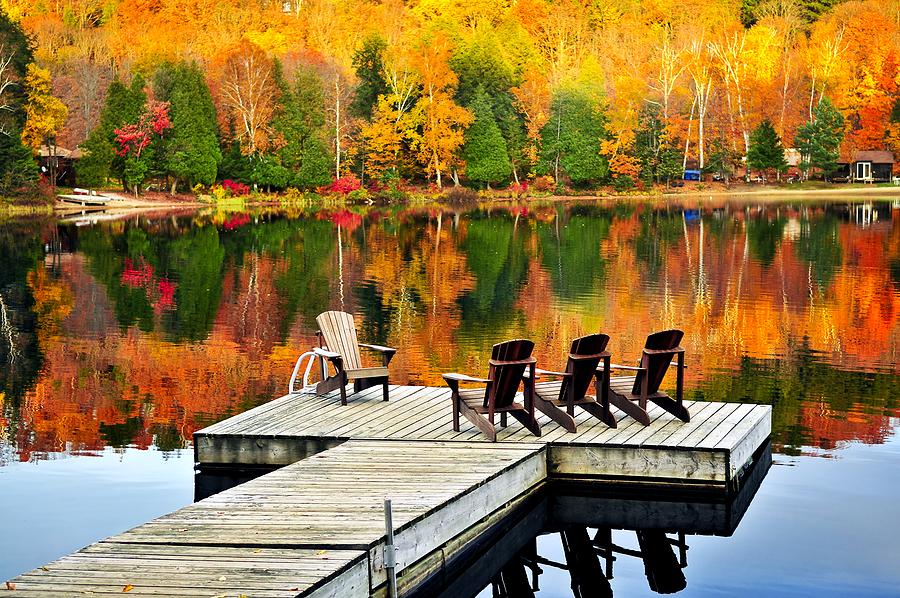 Top 5 Fun Fall Activities in Pequot Lakes, Minnesota