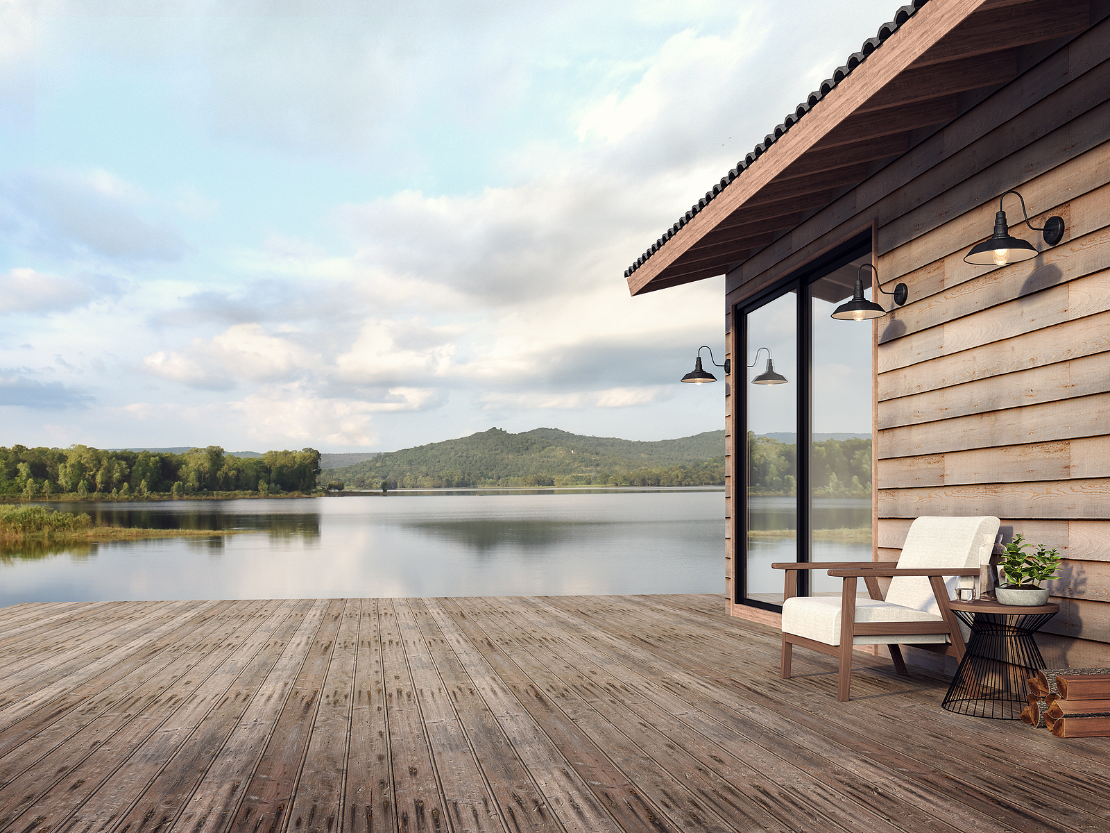 The Benefits of Owning a Lake House in the Summer